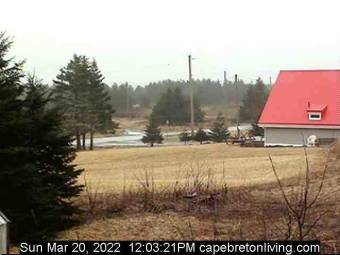 Webcam Cape Breton Island