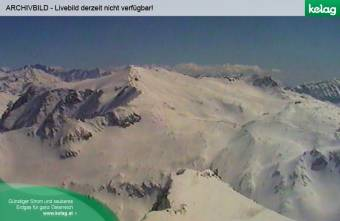 Webcam M�lltaler Gletscher