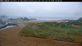Webcam Bude (Cornwall)