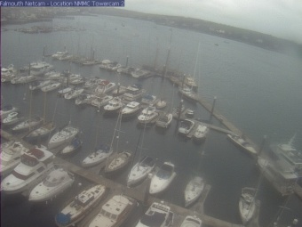 Webcam Falmouth (Cornwall)