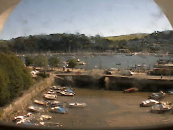 Webcam Dartmouth (Devon)