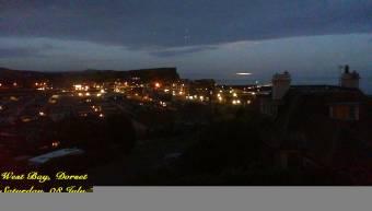 Webcam West Bay (Dorset)