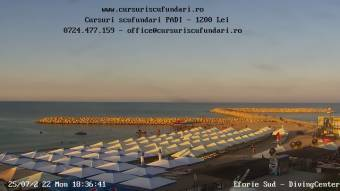 Webcam Eforie