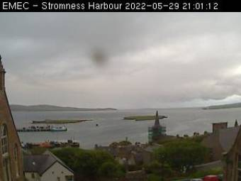 Webcam Stromness