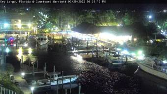 Webcam Key Largo, Florida