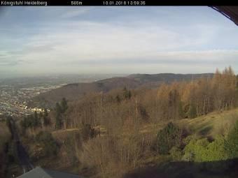 Webcam Königstuhl (Odenwald)