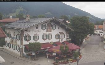 Webcam Oberammergau