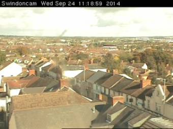 Webcam Swindon