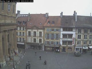 Webcam Yverdon-les-Bains