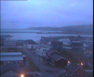 Webcam Berlevåg