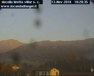 Webcam Villar San Costanzo