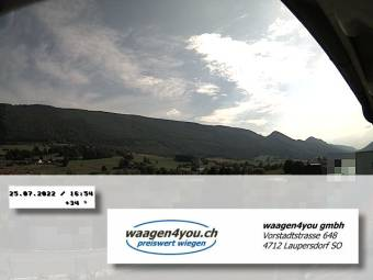 Webcam Laupersdorf