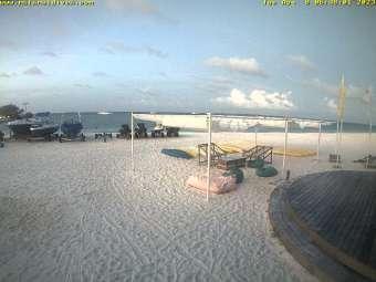 Webcam Kuredu Island (Lhaviyani Atoll)