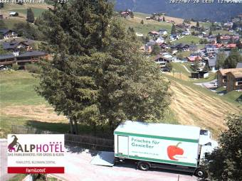 Webcam Hirschegg
