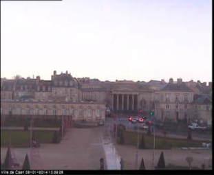 Webcam Caen