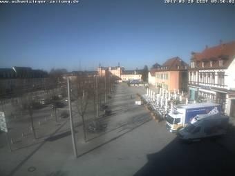 Webcam Schwetzingen
