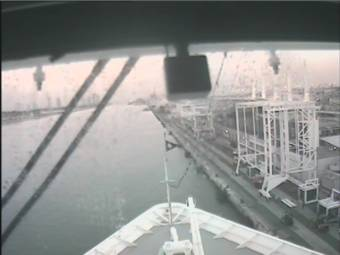 Webcam MSC Armonia