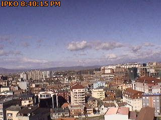 Webcam Prishtina