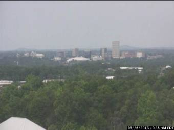 Webcam Greenville, South Carolina