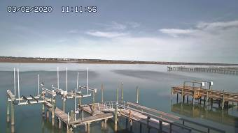 Webcam Topsail Beach, North Carolina