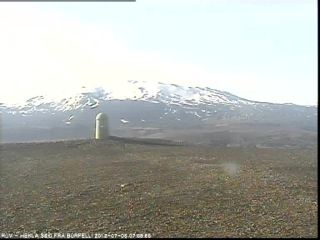 Webcam Hekla