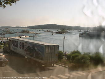 Webcam Stonington, Maine