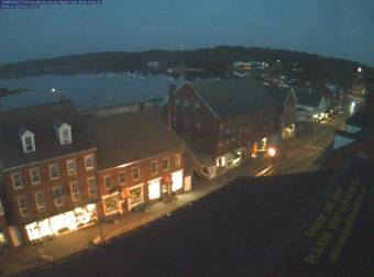 Webcam Damariscotta, Maine