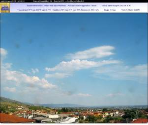 Webcam Pescia