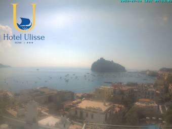 Webcam Ischia Ponte