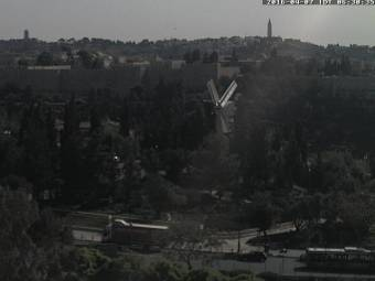 Webcam Jerusalem