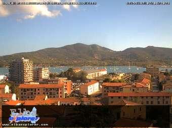 Webcam Portoferraio (Elba)