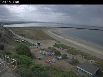 Webcam Half Moon Bay, California