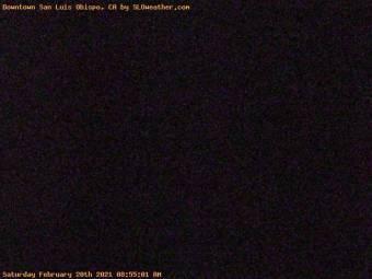 Webcam San Luis Obispo, California