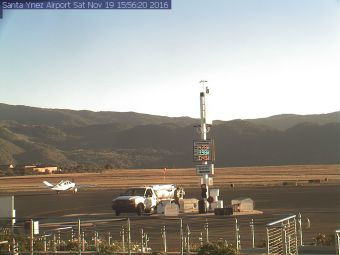 Webcam Santa Ynez, California