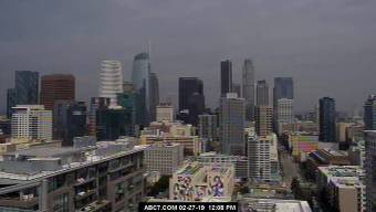 Webcam Los Angeles, California
