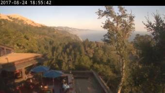 Webcam Big Sur, California
