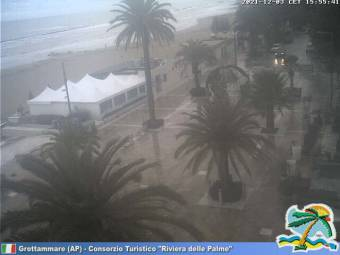 Webcam Grottammare