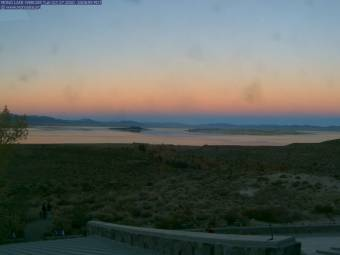 Webcam Mono Lake, California