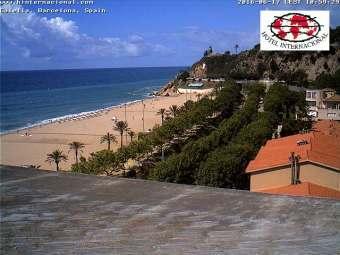 Webcam Calella