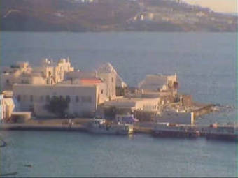 Webcam Mykonos