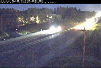 Webcam West Kennebunk, Maine