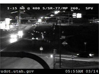 Webcam Springville, Utah