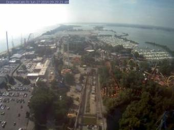 Webcam Sandusky, Ohio