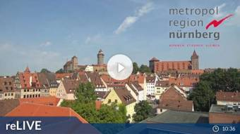 Webcam Nuremberg