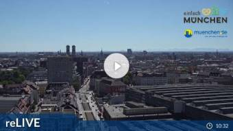 Webcam Munich