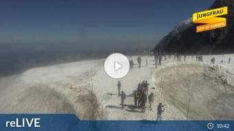 Webcam Jungfraujoch