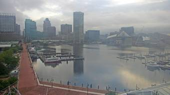 Webcam Baltimore, Maryland