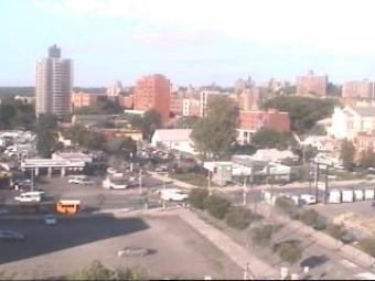 Webcam Bronx, New York