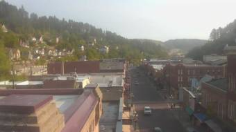 Webcam Deadwood, South Dakota