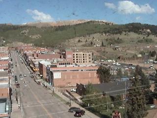 Webcam Cripple Creek, Colorado